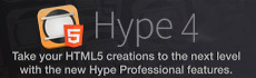 Tumult Hype is the HTML5 creation app for OS X. No coding required.